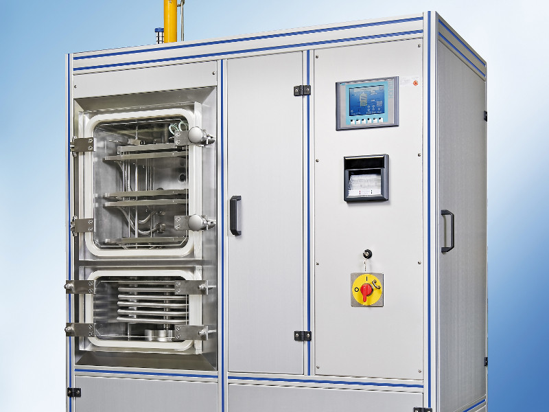 HOF Sonderanlagenbau GmbH - Freeze Thaw Unit, Freeze drying