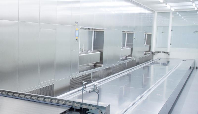 HOF Sonderanlagenbau GmbH - Freeze drying systems, Loading